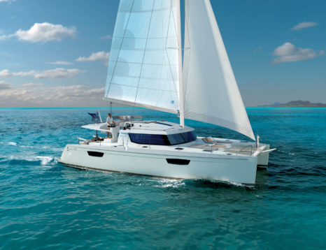 Location catamaran Fountaine Pajot Saba 50