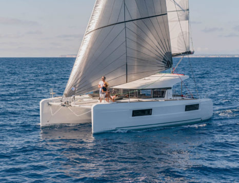 Location catamaran Lagoon 40