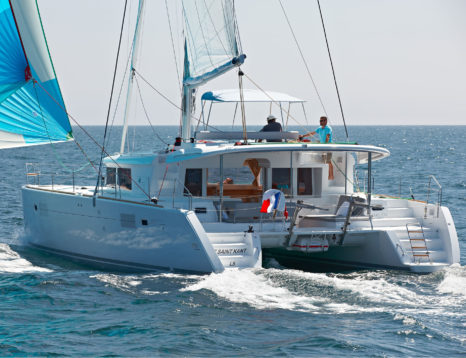Location catamaran Lagoon 450