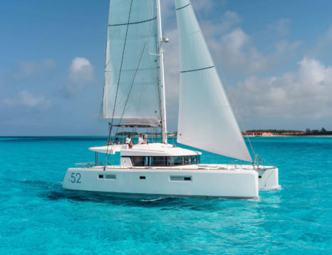 Location catamaran Lagoon 52