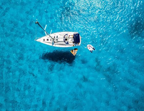 Incentive voile aux Grenadines