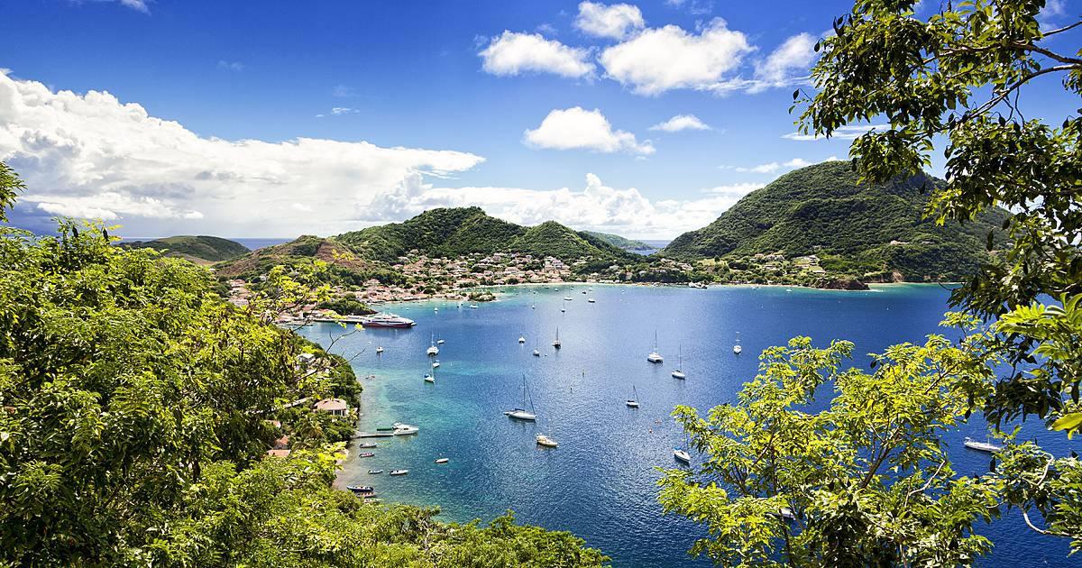 Les Saintes - Terre du Bas - Guadeloupe